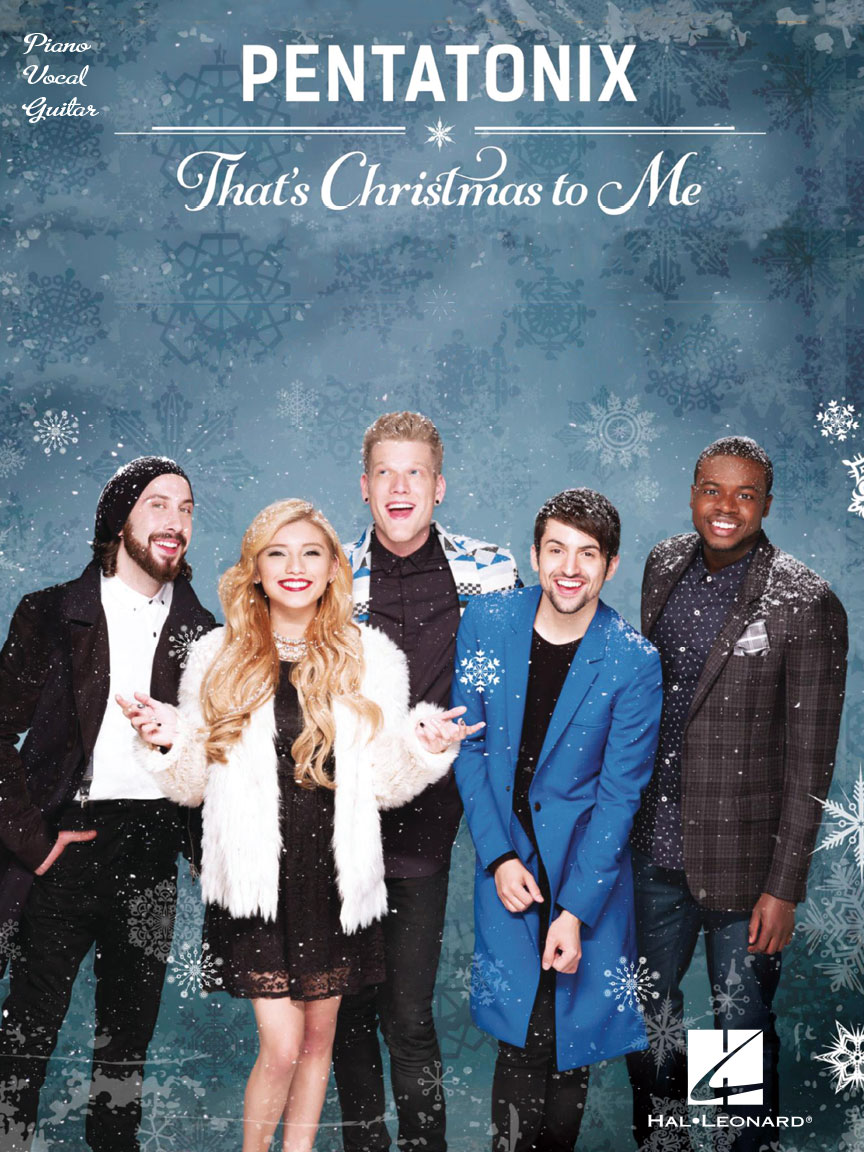 Product Cover for Pentatonix – That's Christmas to Me