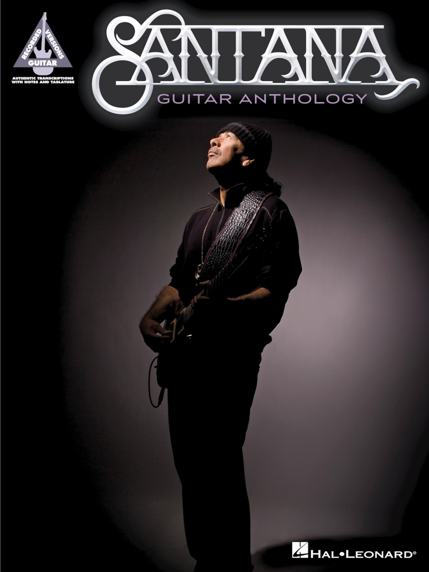 Product Cover for Santana Guitar Anthology