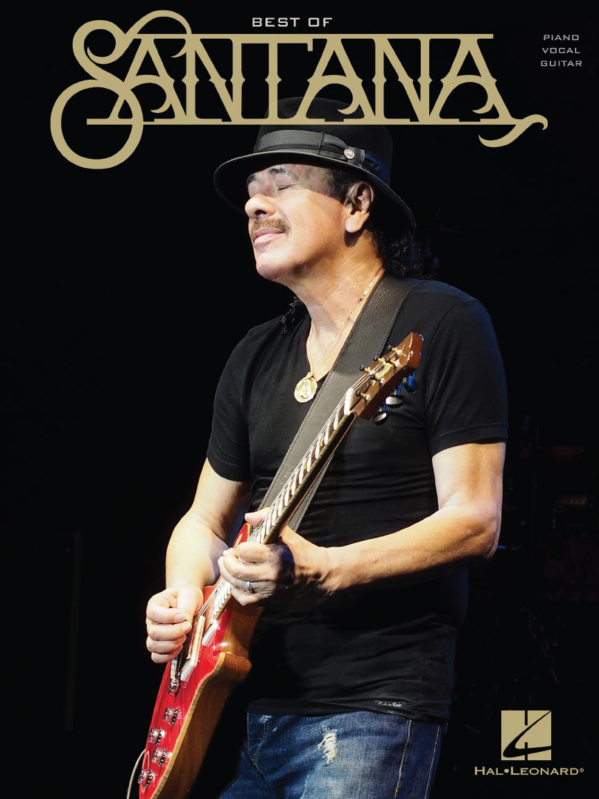 Product Cover for Best of Santana