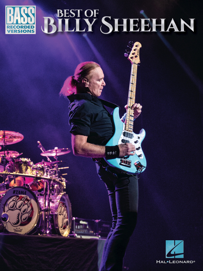 Best of Billy Sheehan