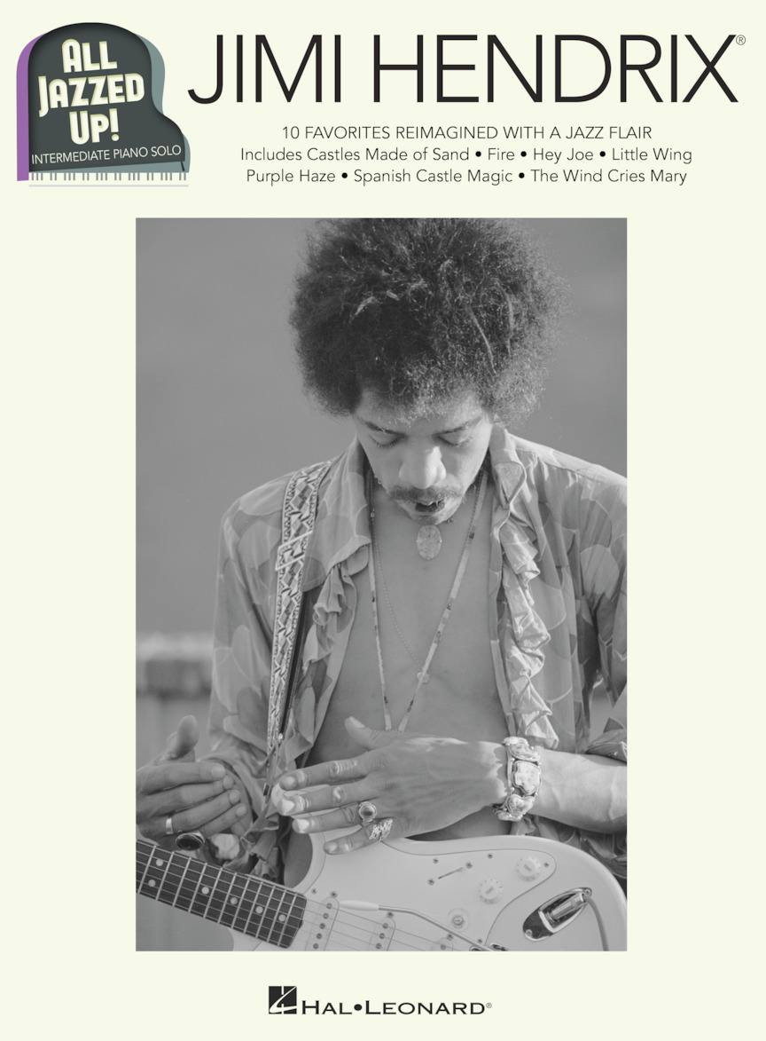 Product Cover for Jimi Hendrix – All Jazzed Up!
