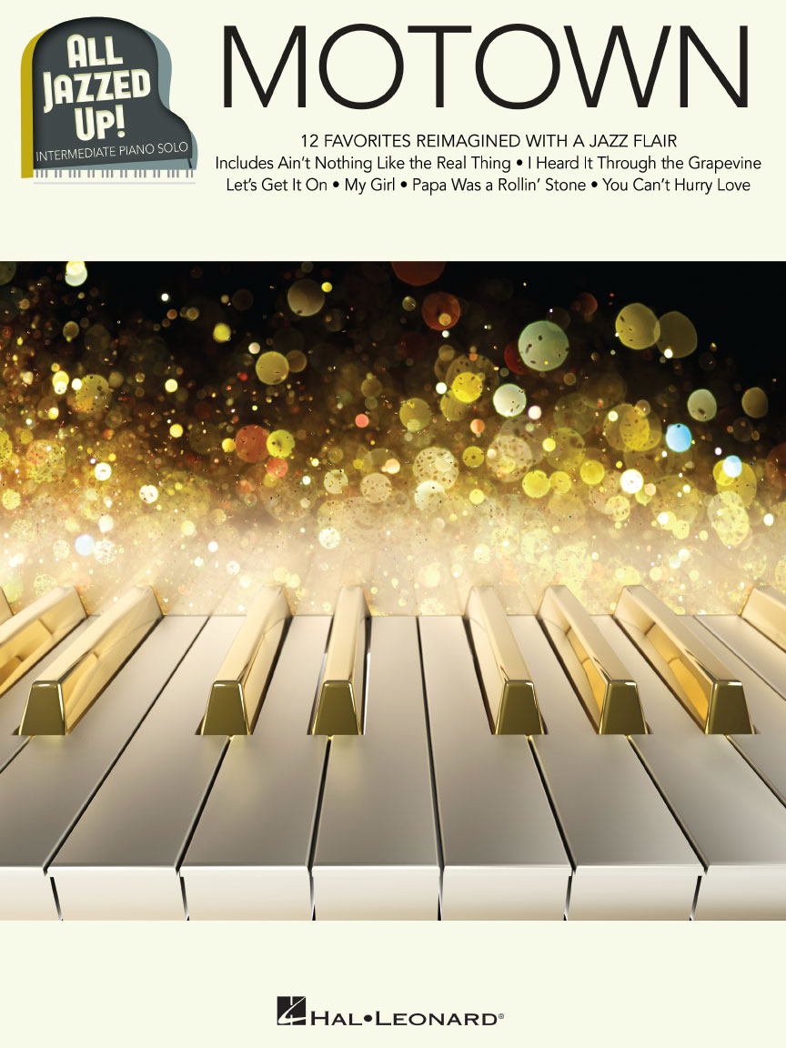 Product Cover for Motown – All Jazzed Up!