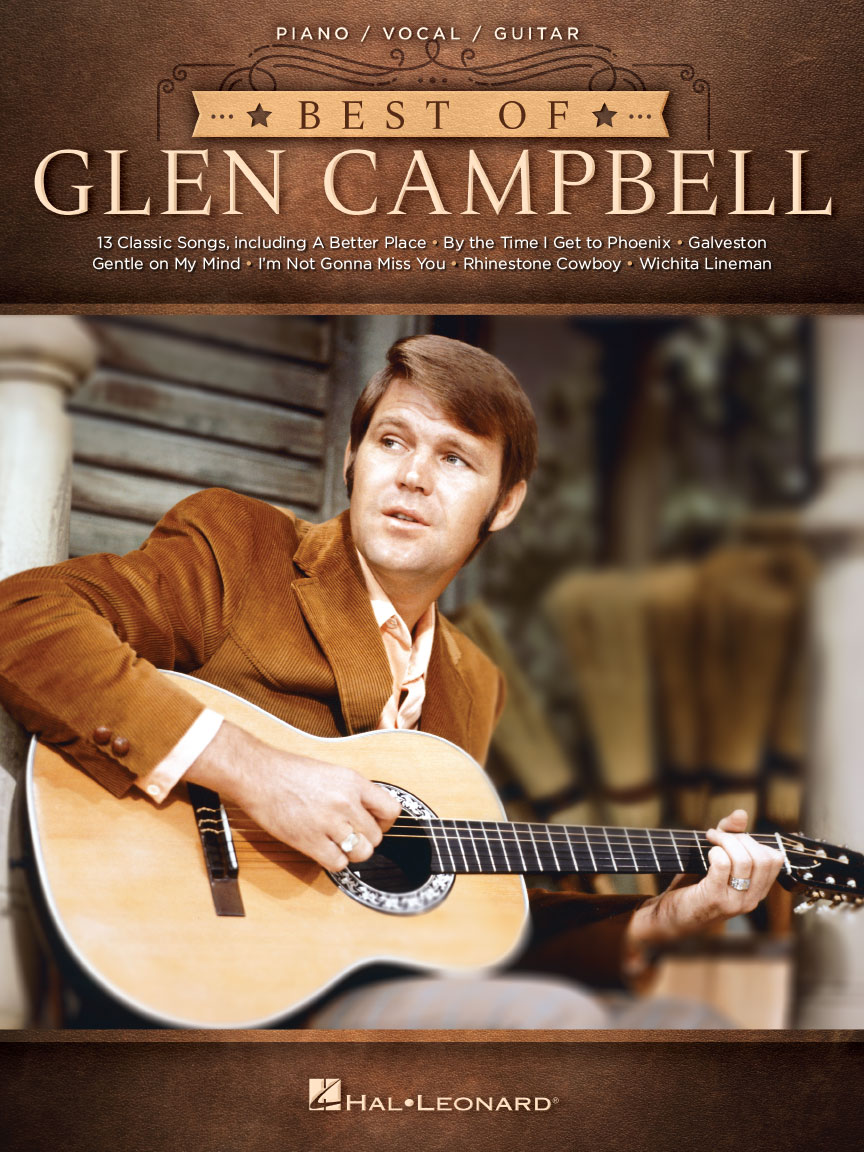 Product Cover for Best of Glen Campbell