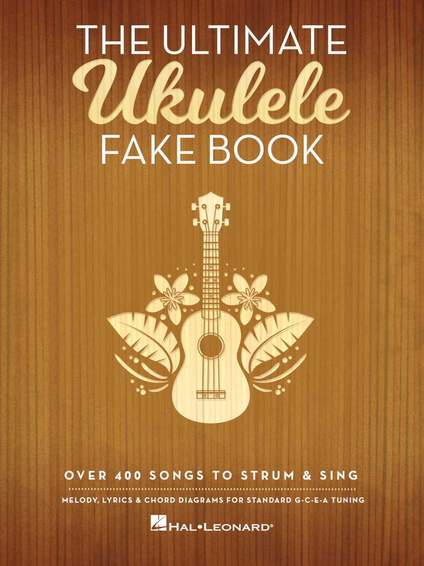 Product Cover for The Ultimate Ukulele Fake Book