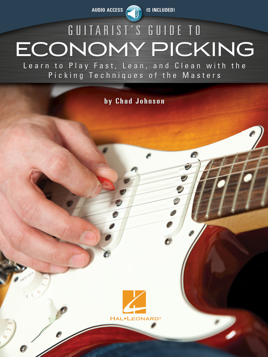 Product Cover for Guitarist's Guide to Economy Picking