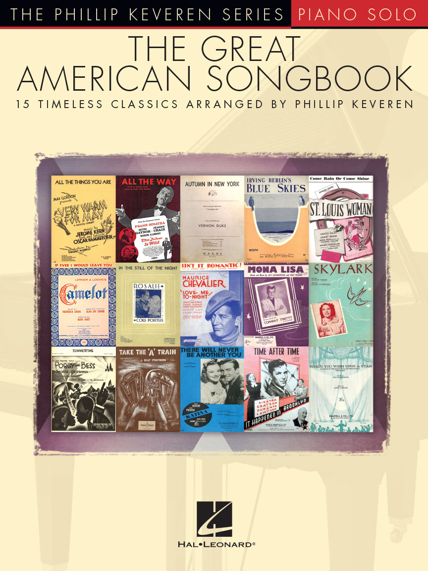 Product Cover for The Great American Songbook