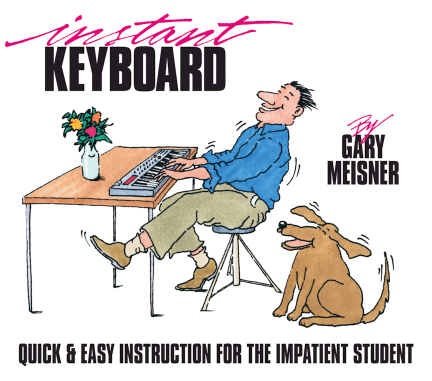 Product Cover for Instant Keyboard Instruction