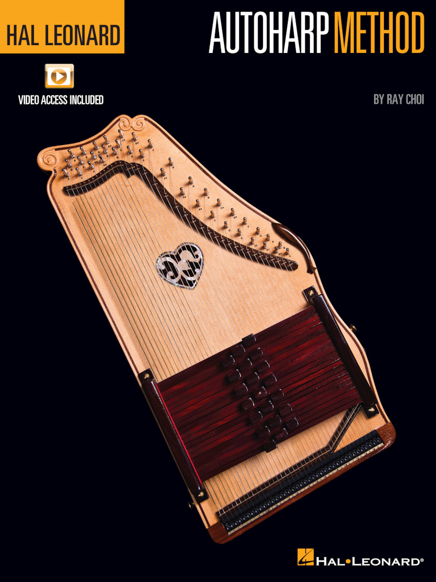 Product Cover for Hal Leonard Autoharp Method