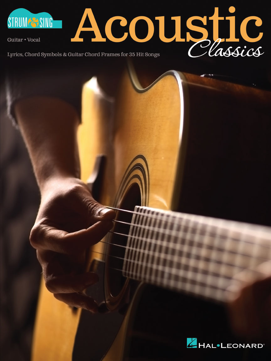 Product Cover for Acoustic Classics - Strum & Sing Guitar