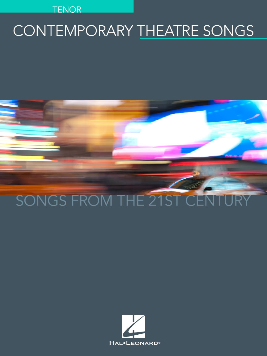 Product Cover for Contemporary Theatre Songs – Tenor