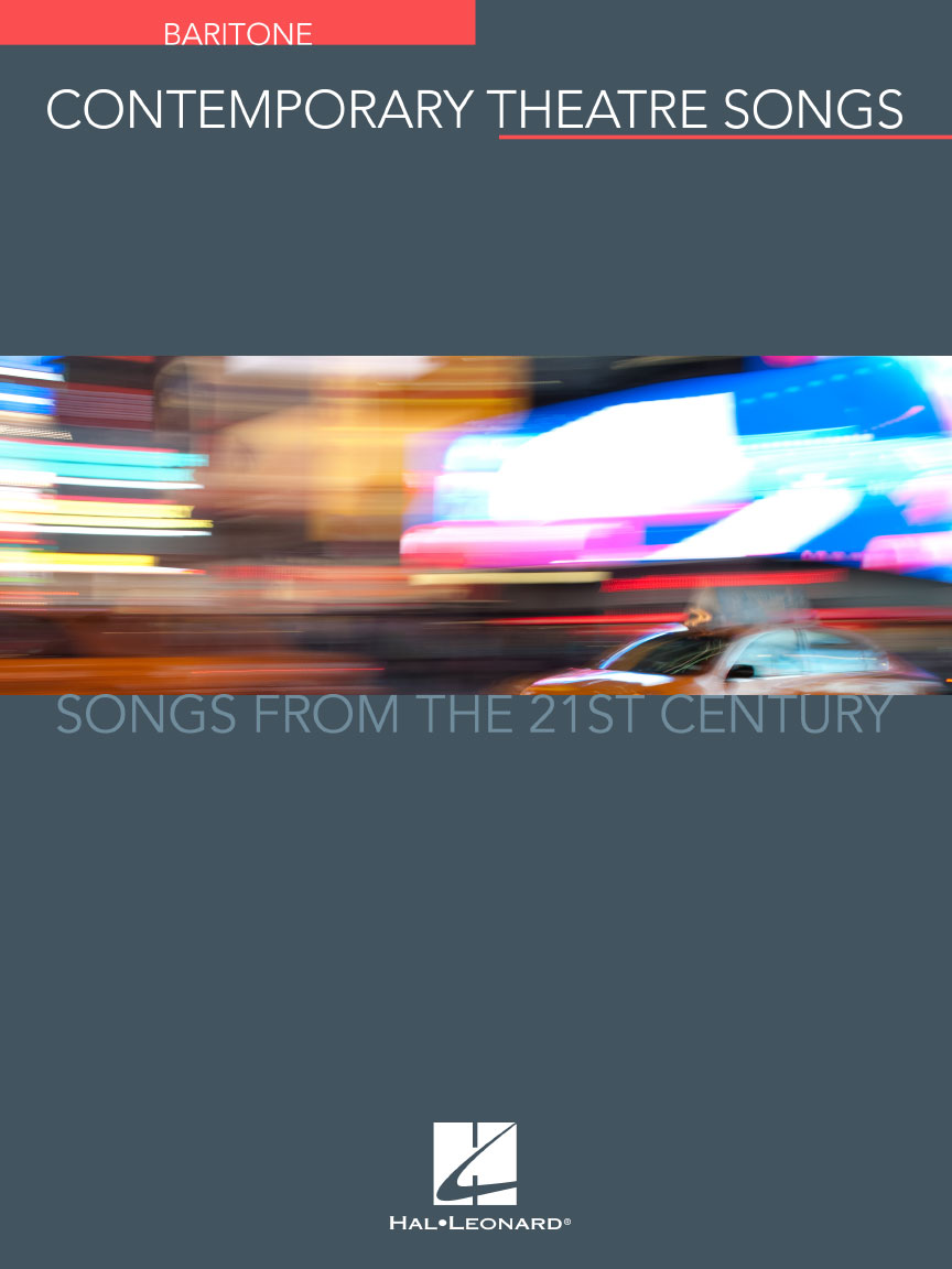 Product Cover for Contemporary Theatre Songs – Baritone