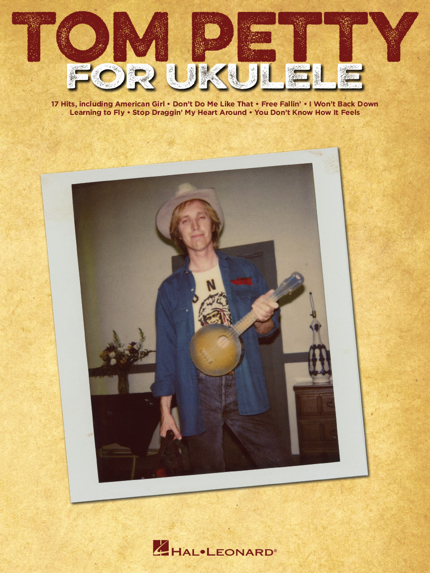 Product Cover for Tom Petty for Ukulele