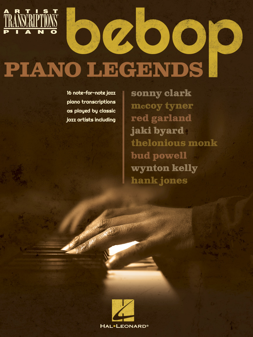 Product Cover for Bebop Piano Legends