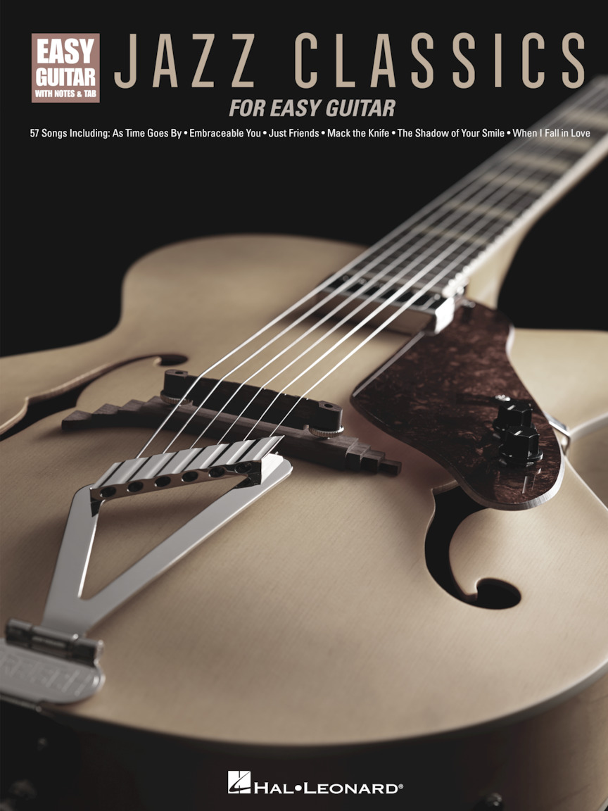 Product Cover for Jazz Classics for Easy Guitar