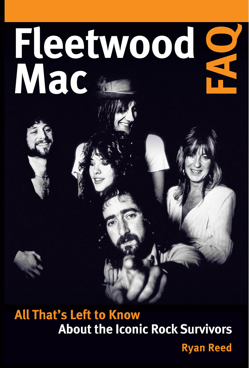 Product Cover for Fleetwood Mac FAQ