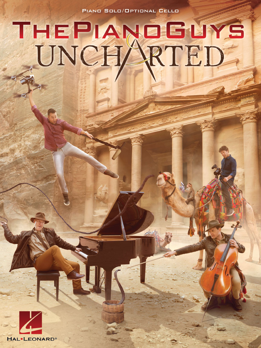 Product Cover for The Piano Guys – Uncharted