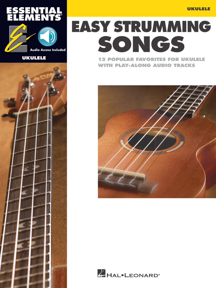 Product Cover for Essential Elements Ukulele – Easy Strumming Songs
