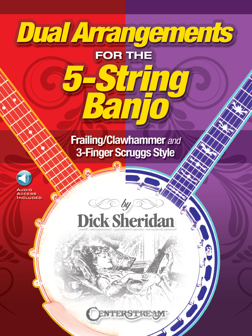 Product Cover for Dual Arrangements for the 5-String Banjo