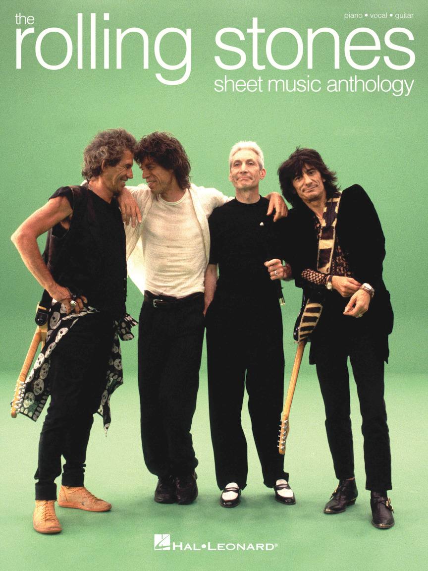 Product Cover for The Rolling Stones – Sheet Music Anthology