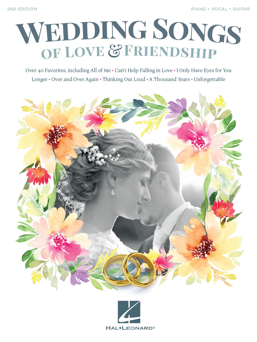 Product Cover for Wedding Songs of Love & Friendship – 2nd Edition