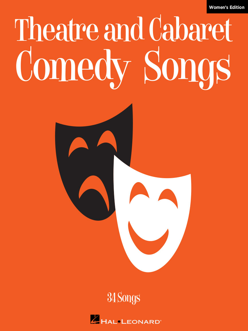 Product Cover for Theatre and Cabaret Comedy Songs – Women's Edition
