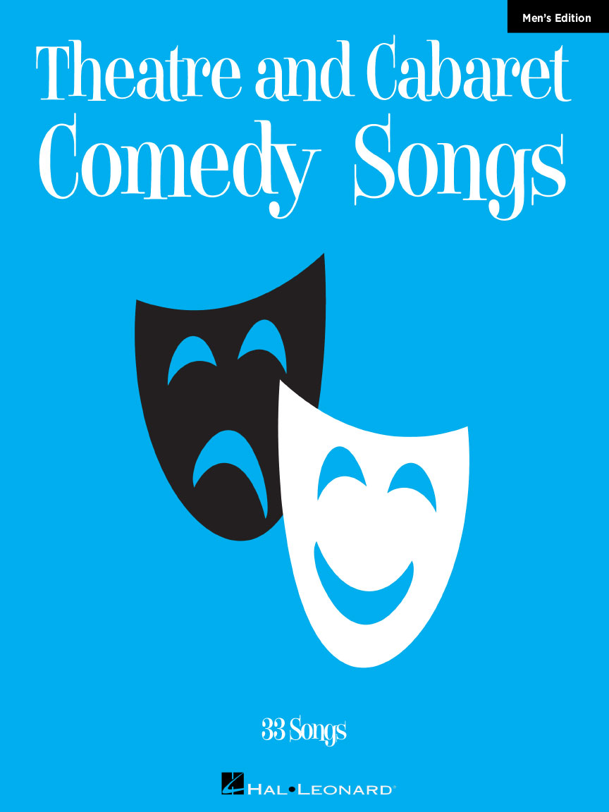 Product Cover for Theatre and Cabaret Comedy Songs – Men's Edition