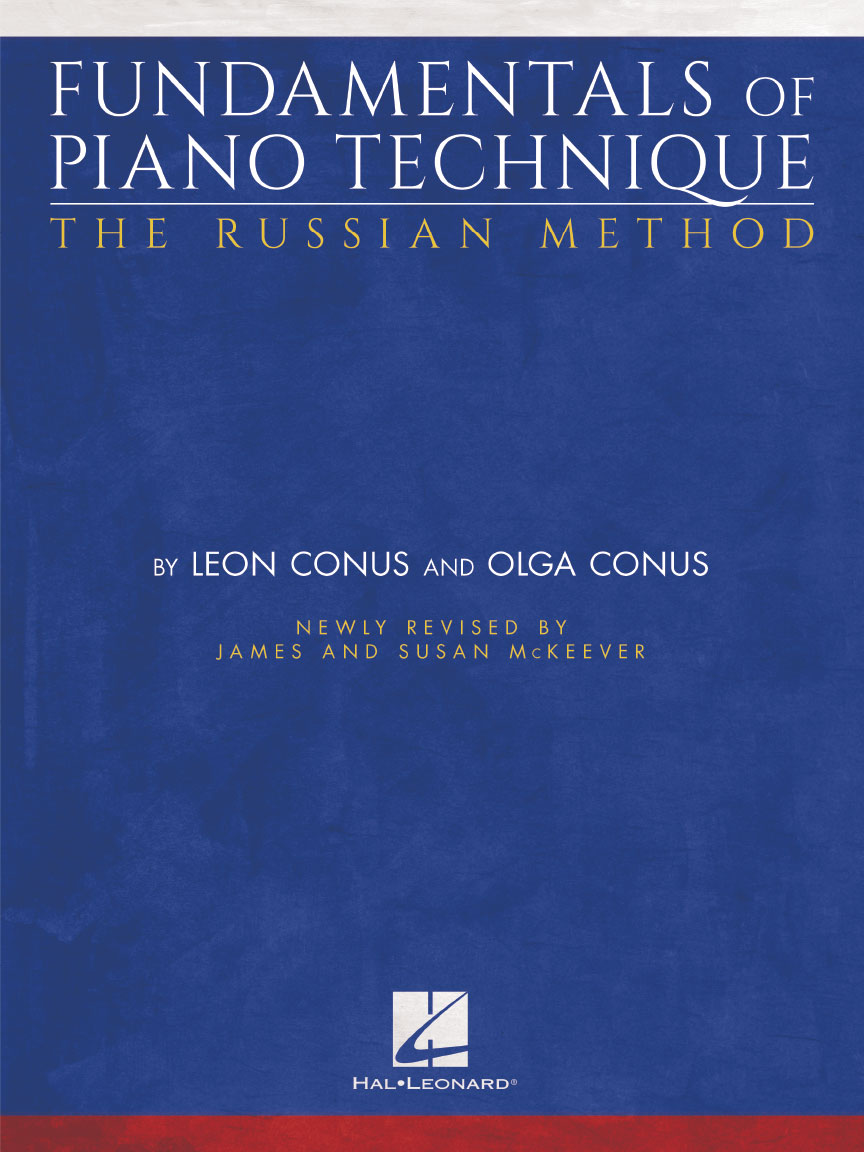 Product Cover for Fundamentals of Piano Technique – The Russian Method
