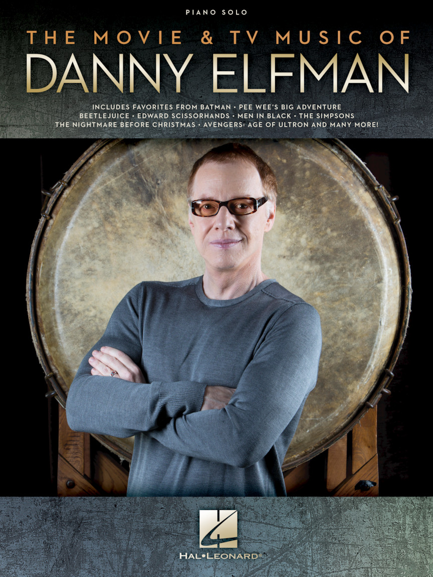 Product Cover for The Movie & TV Music of Danny Elfman