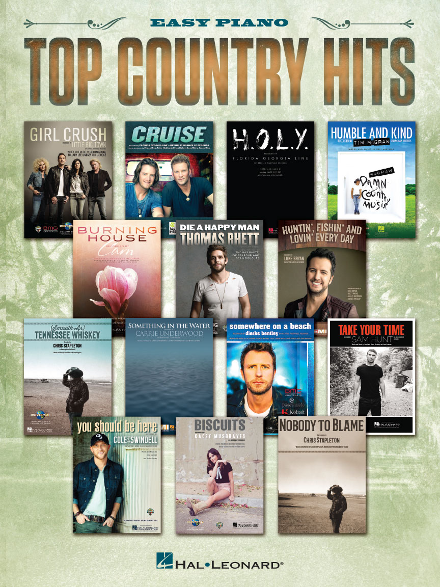 Product Cover for Top Country Hits