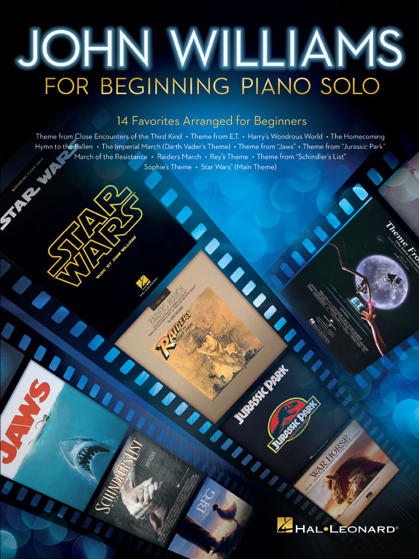Product Cover for John Williams for Beginning Piano Solo