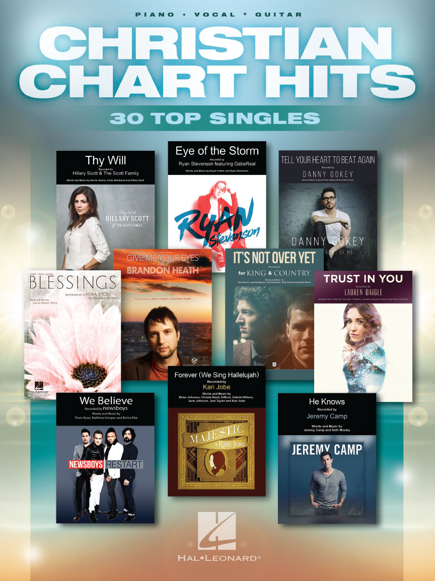 Product Cover for Christian Chart Hits