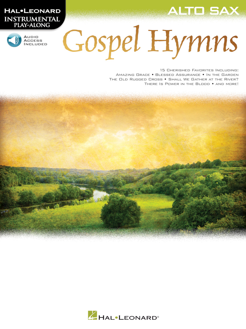 Product Cover for Gospel Hymns for Alto Sax