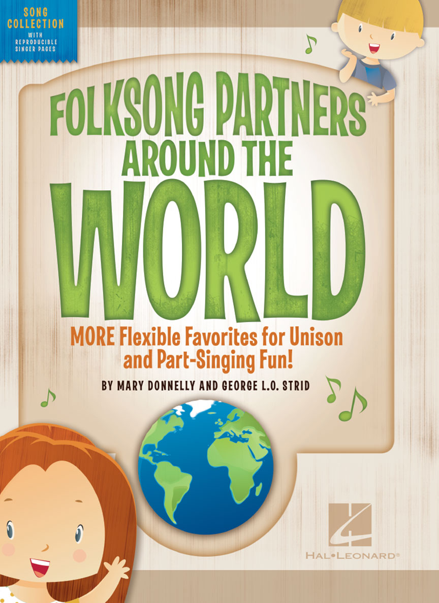 Product Cover for Folksong Partners Around the World
