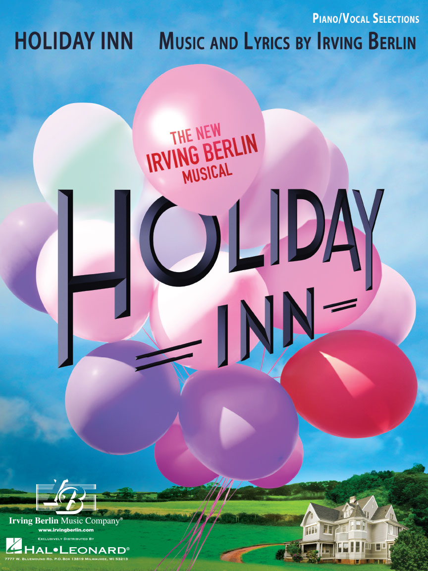 Product Cover for Holiday Inn – The New Irving Berlin Musical