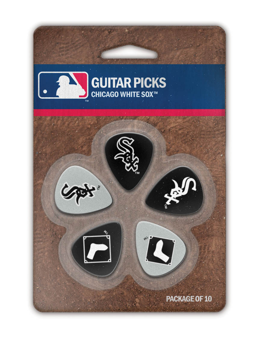 Product Cover for Chicago White Sox Guitar Picks