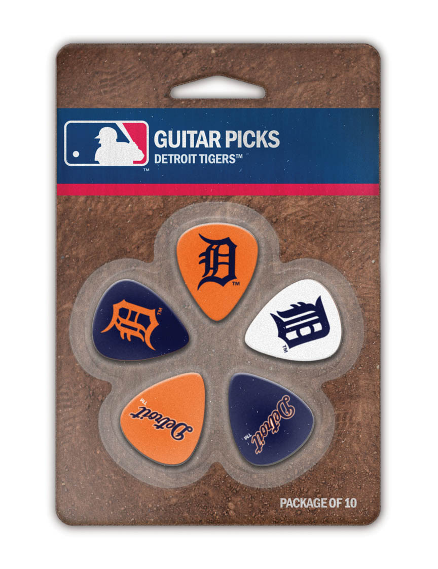 Product Cover for Detroit Tigers Guitar Picks