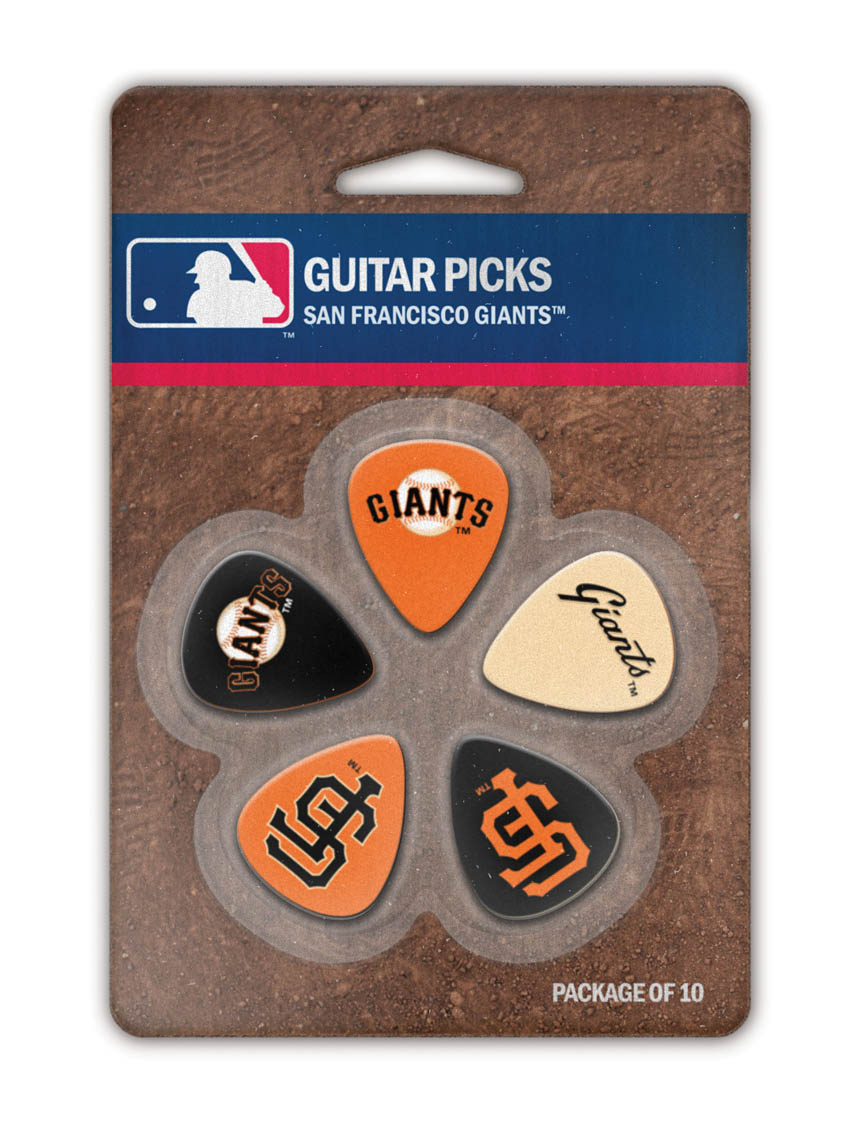 Product Cover for San Francisco Giants Guitar Picks