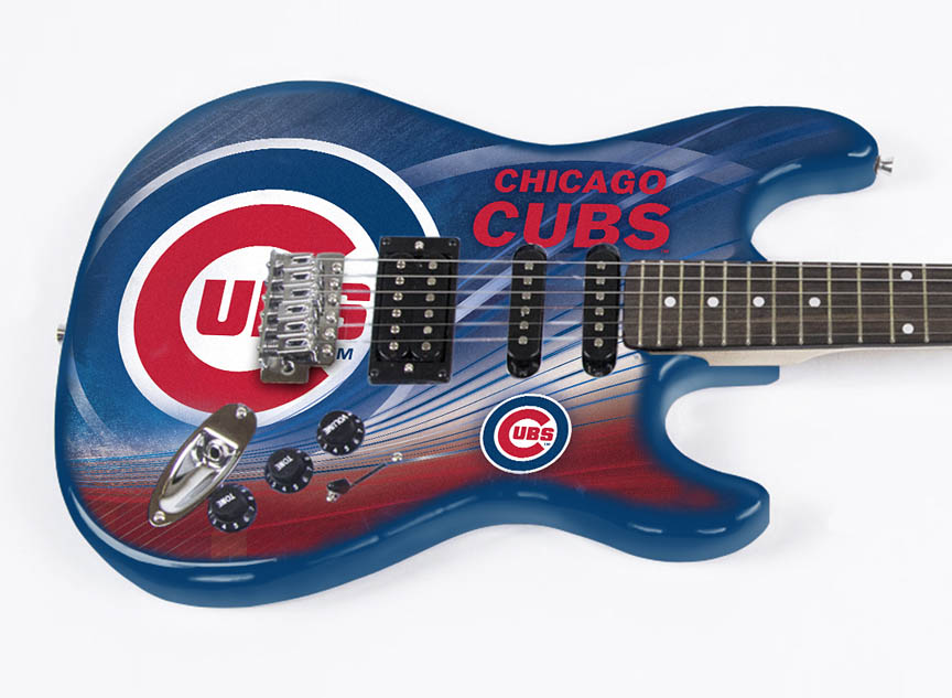 Product Cover for Chicago Cubs Northender Guitar