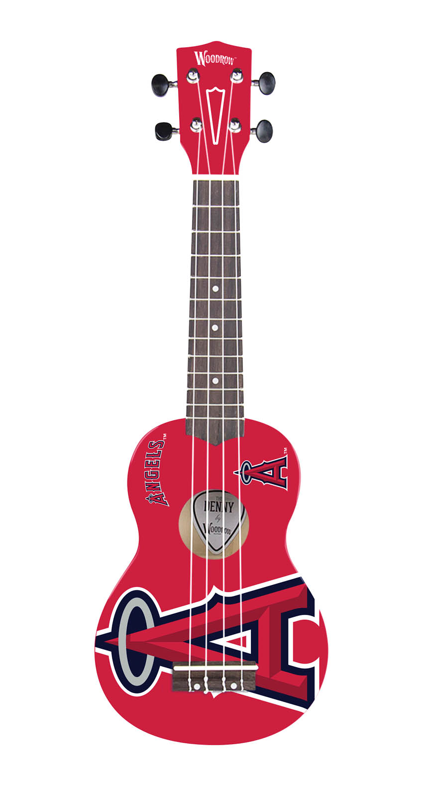 Product Cover for Los Angeles Angels Ukulele
