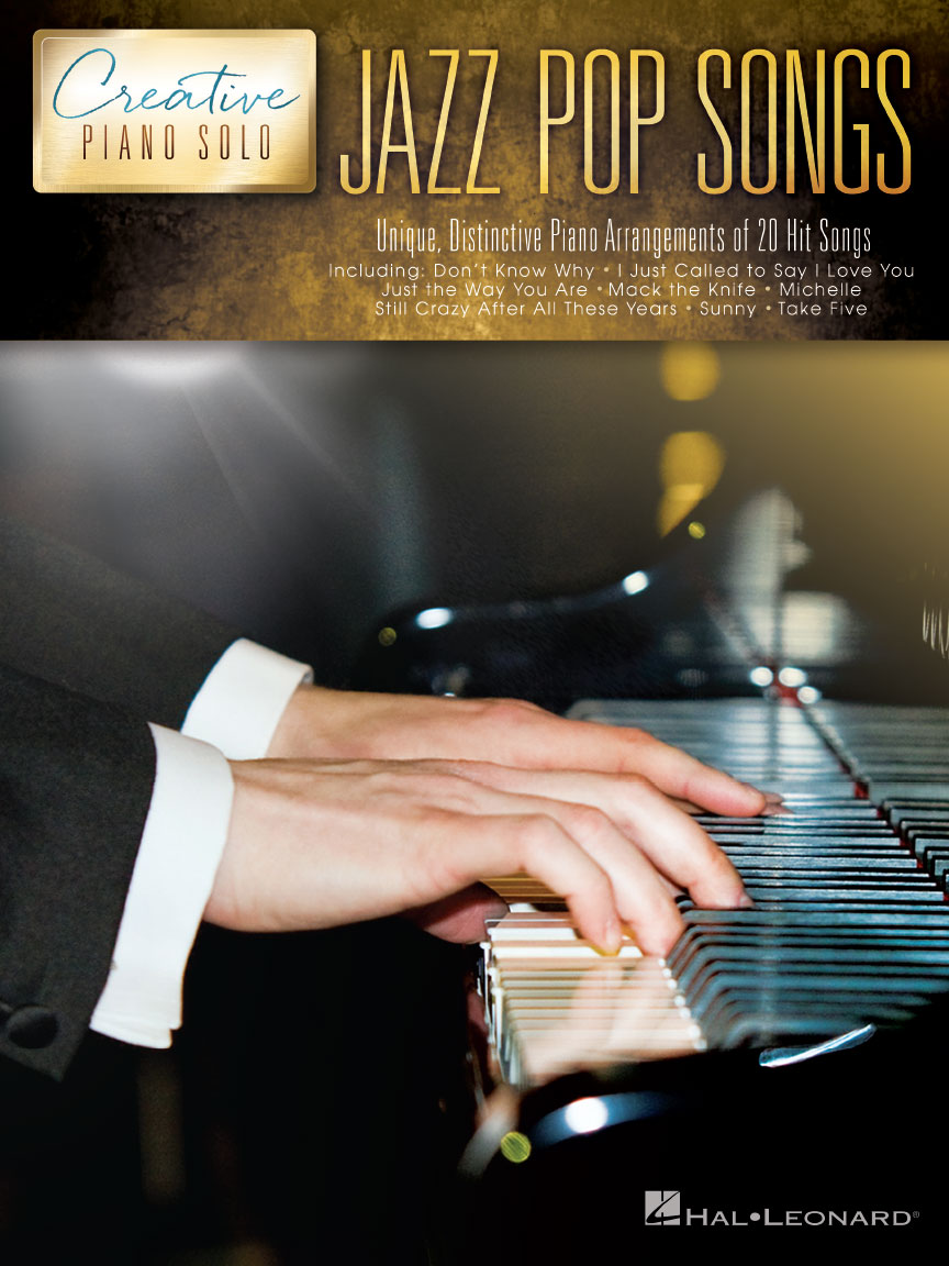 Product Cover for Jazz Pop Songs – Creative Piano Solo