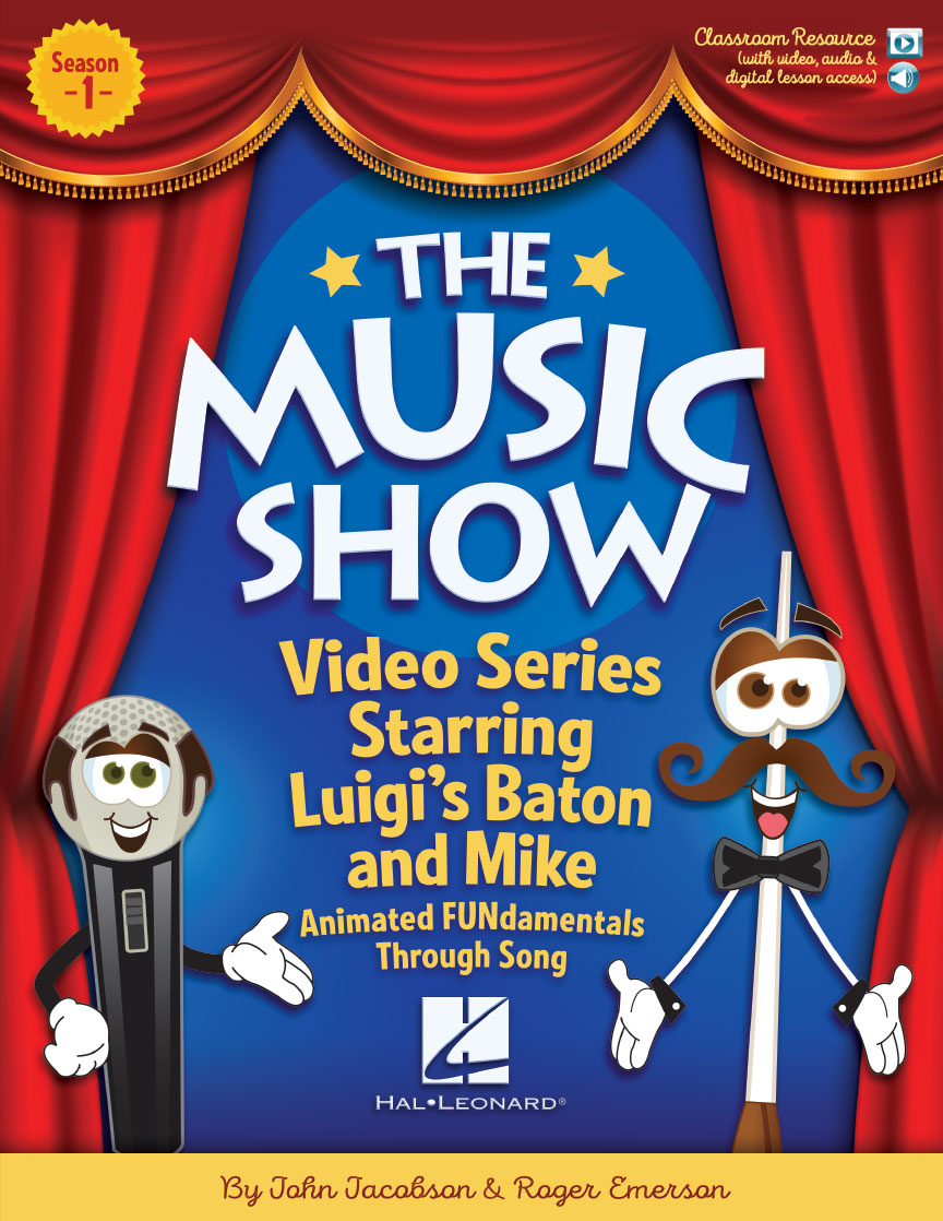 Product Cover for The Music Show