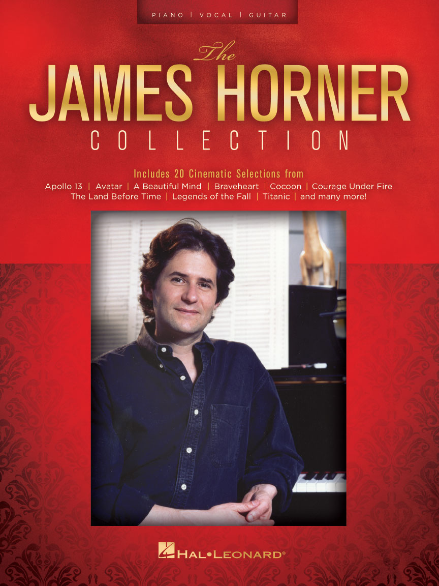 Product Cover for The James Horner Collection