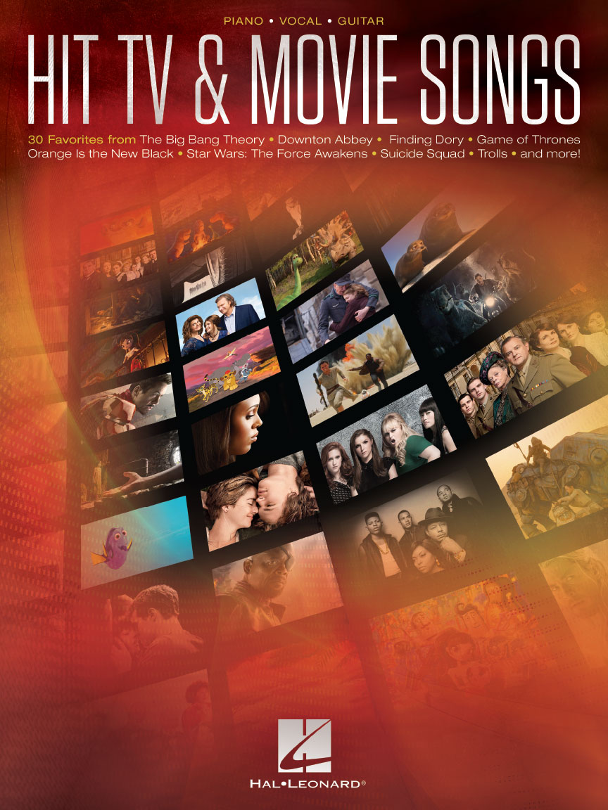 Product Cover for Hit TV & Movie Songs