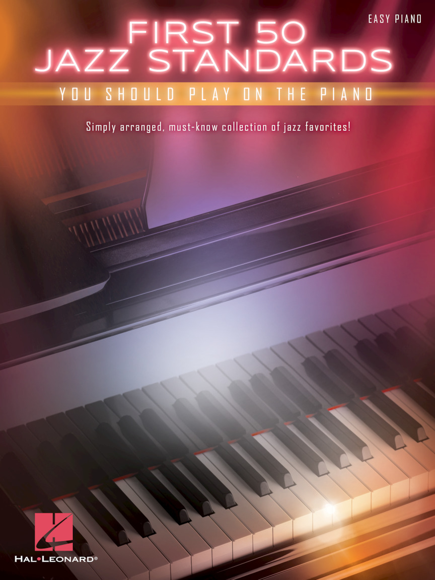Product Cover for First 50 Jazz Standards You Should Play on Piano