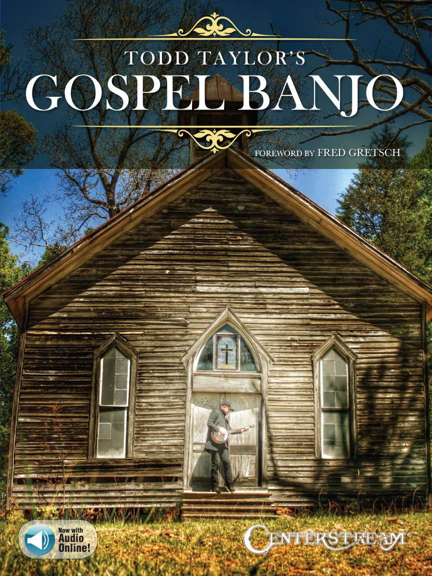 Product Cover for Todd Taylor's Gospel Banjo