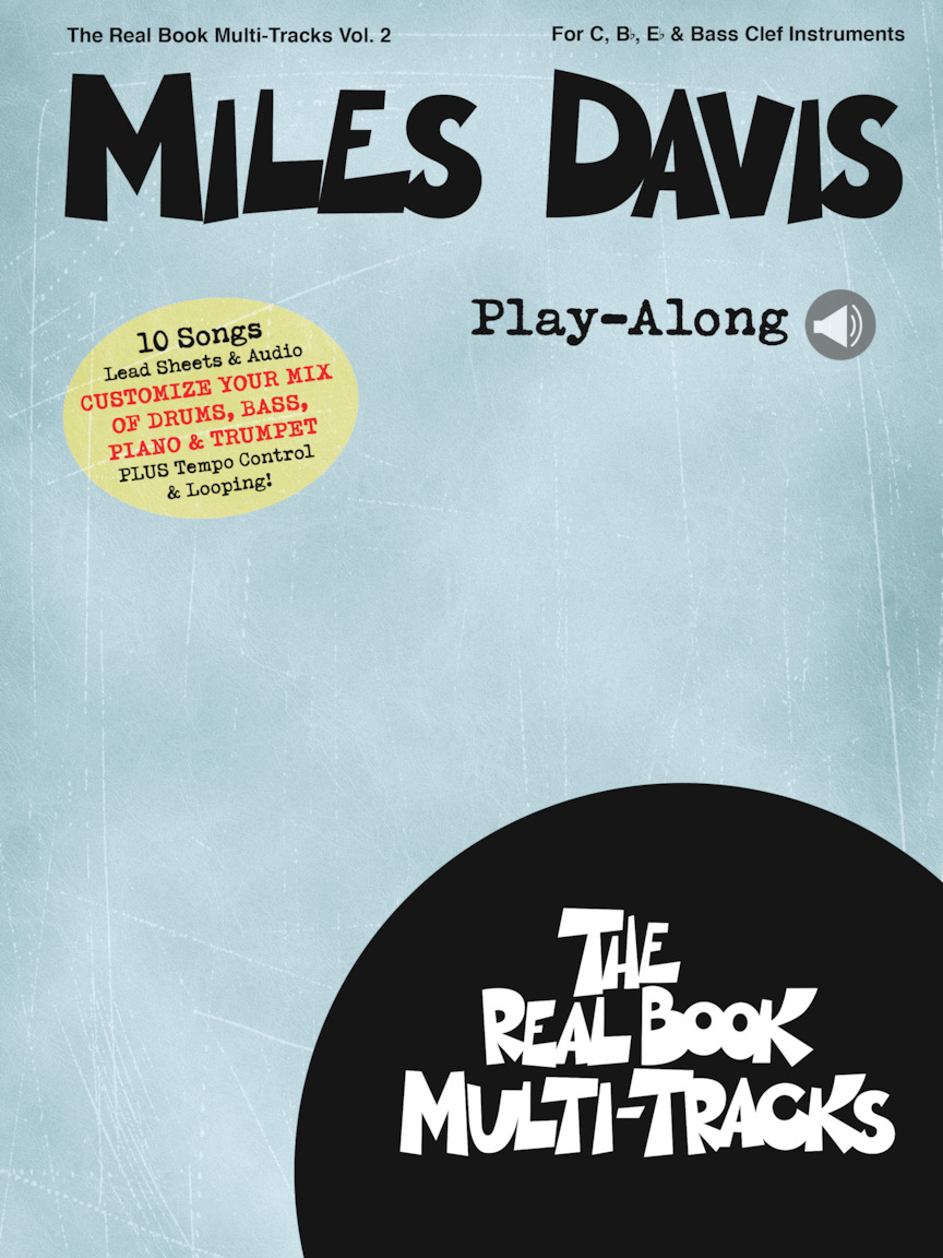 Product Cover for Miles Davis Play-Along