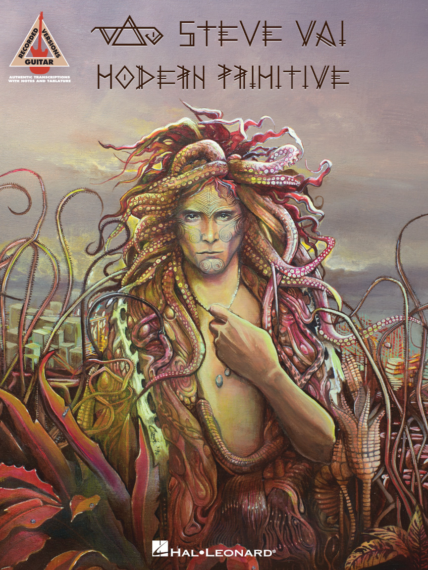 Product Cover for Steve Vai – Modern Primitive