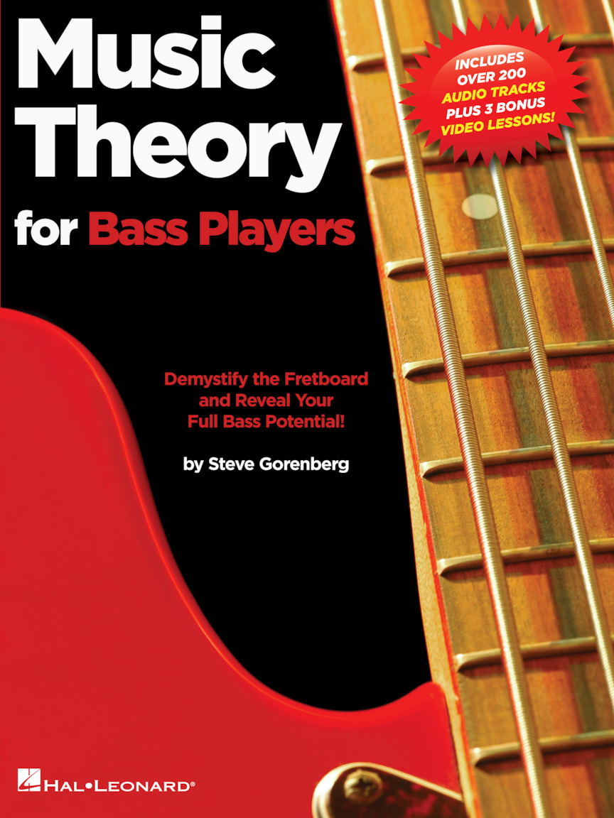 Product Cover for Music Theory for Bass Players