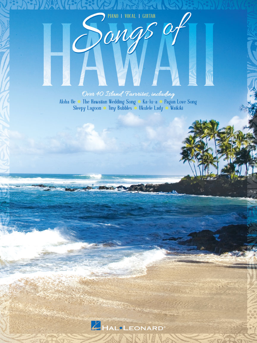 Product Cover for Songs of Hawaii