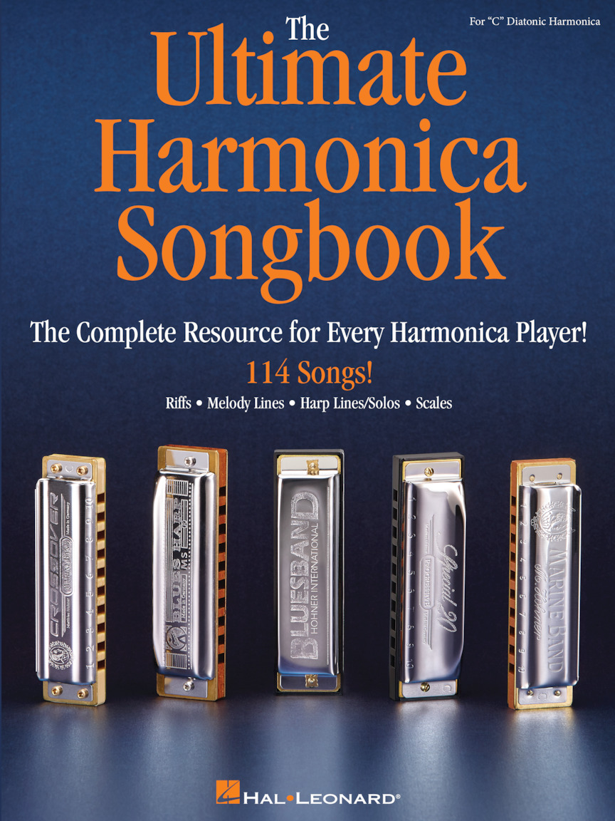 Product Cover for The Ultimate Harmonica Songbook